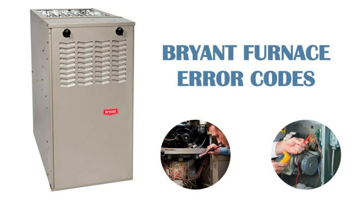 Bryant Furnace Error Codes